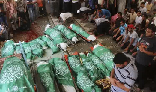 Korban Palestina