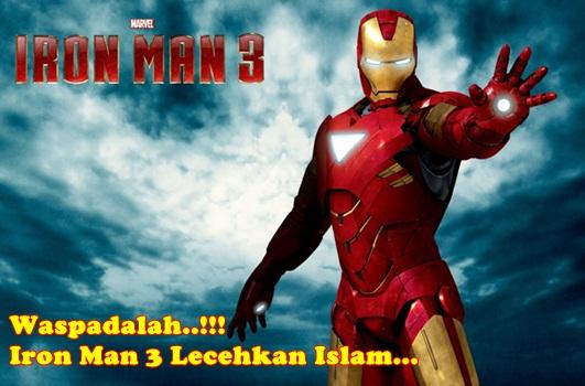 Ternyata Tak Hanya Robocop 2014 Film Iron Man 3 Juga Hantam