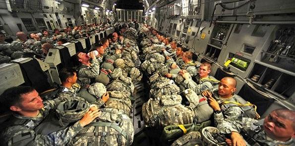 AS Akan Kirim 400 Tentara Untuk Melatih Milisi Syi'ah di Suriah Guna Melawan IS