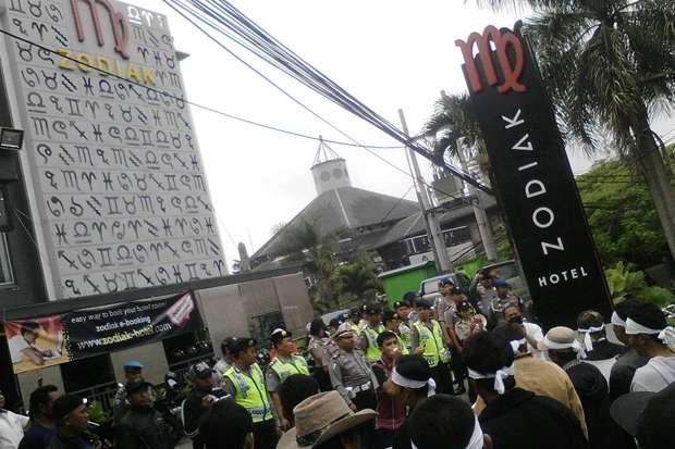 Singgung Perasaan Umat Islam, Hotel di Bandung Putuskan Ganti Logo