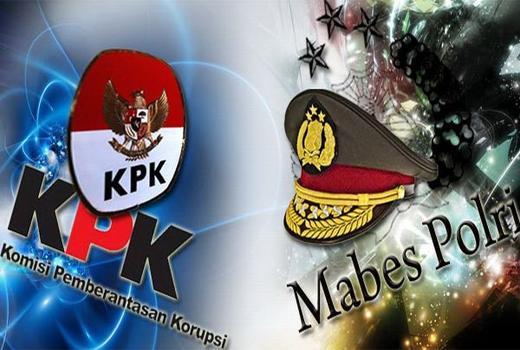 Ada Konspirasi Zionis di Balik Kisruh Polri vs KPK!