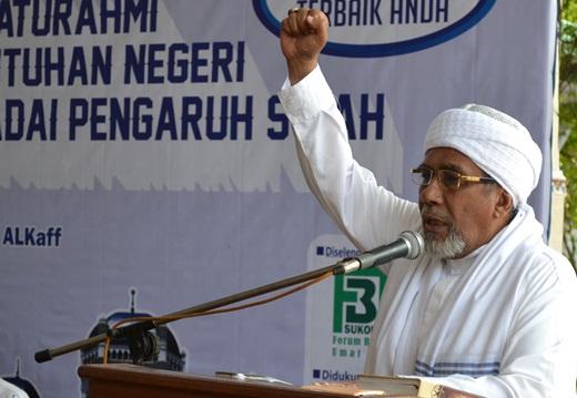 Habib Zein Alkaf: Sekarang ini Bukan Saatnya Lagi Dialog dengan Syi'ah,