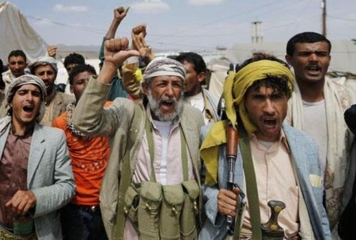 3 Pemberontak Syiah  Iran Tewas  di Dekat Perbatasan  Saudi-Yaman