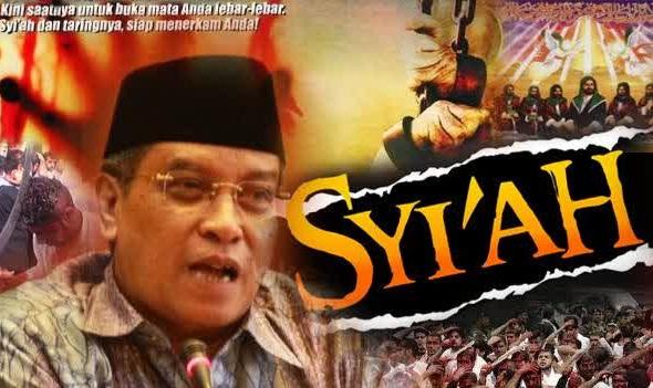 Said Aqil Siradj Anggap Warga NU yang Tak Hidupkan Syiar Sesat Syiah, Goblok!