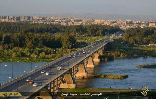 Mosul Jadi Kota Teraman & Terbesih di Iraq Dibawah Kendali Islamic State (IS)