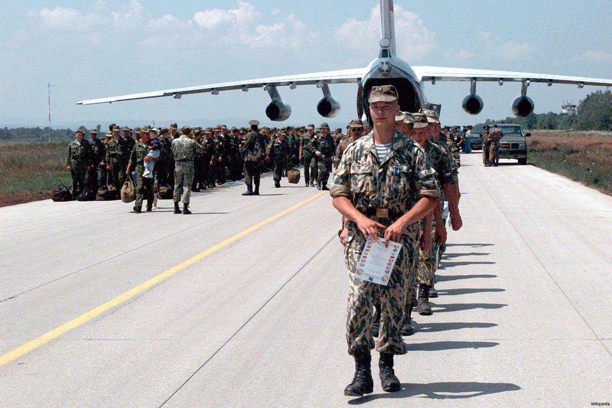 Militer Rusia Nyatanya  Gagal Membawa  Hasil  Signifikan di Suriah