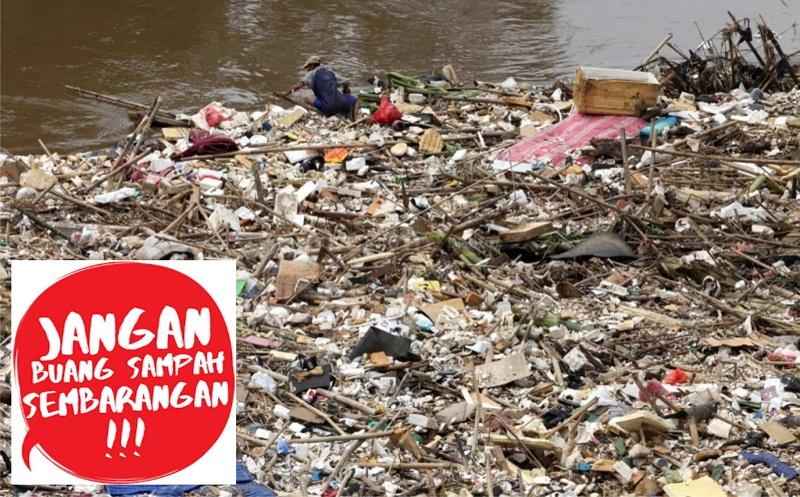 Buang Sampah Sembarangan Adalah Kedzaliman