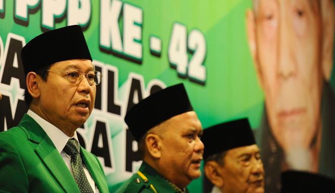 Ketua Ppp Ditangkap Gallery: Dukung Ahok Penista Agama, Masihkah PPP Partai Islam