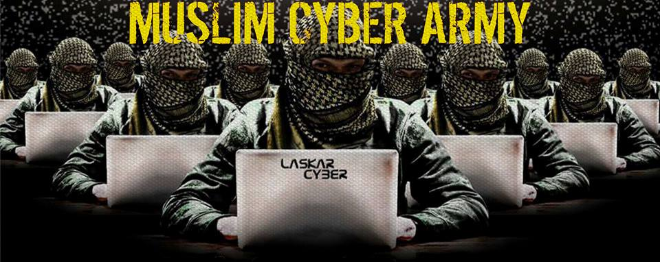 Image result for muslim cyber army