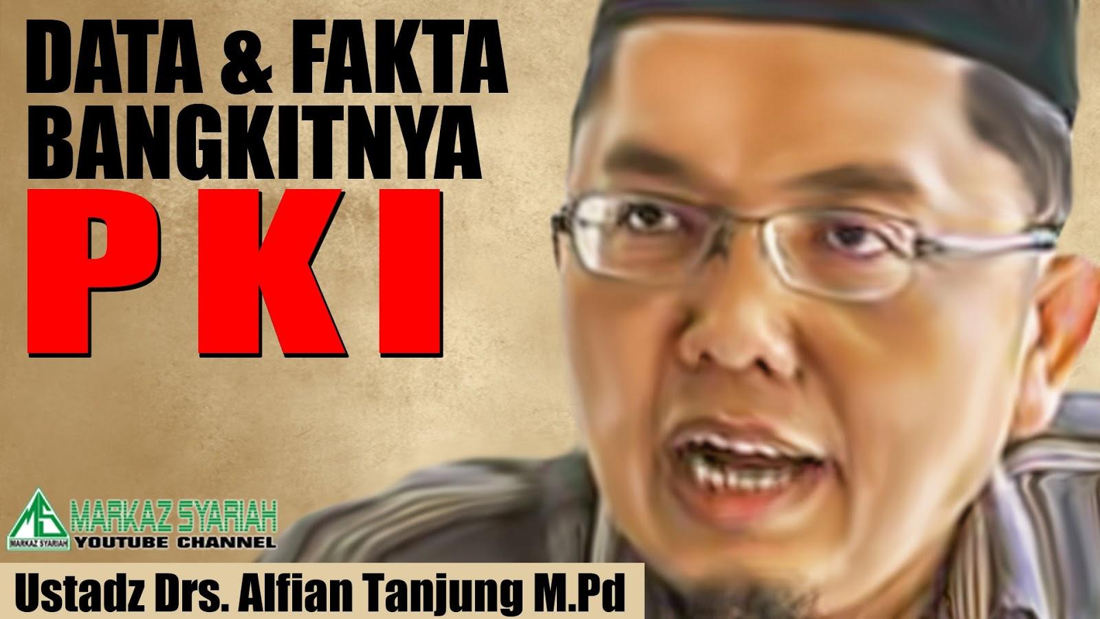 Inilah Kejanggalan Pemeriksaan Ustadz Alfian Tanjung Oleh Penyidik