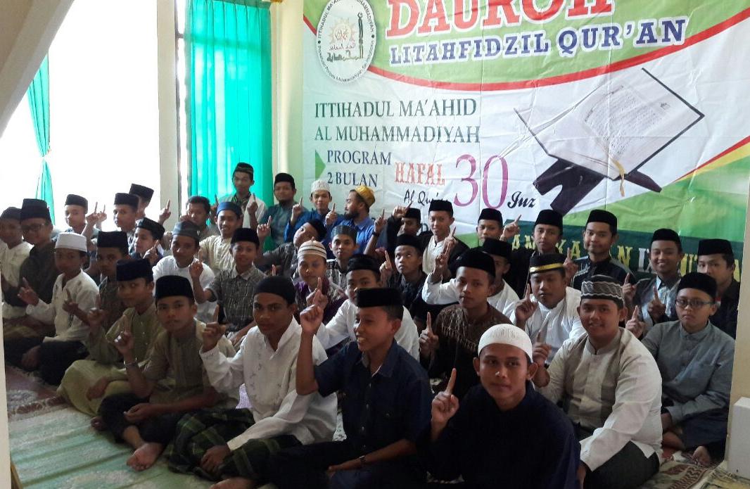 Image result for daurah hafalan ITMAM
