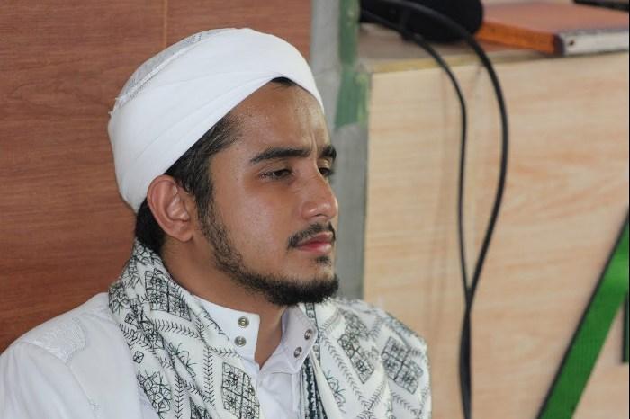 Habib Hanif Duplikatnya Habib Rizieq Di Reuni 212 Panjimas