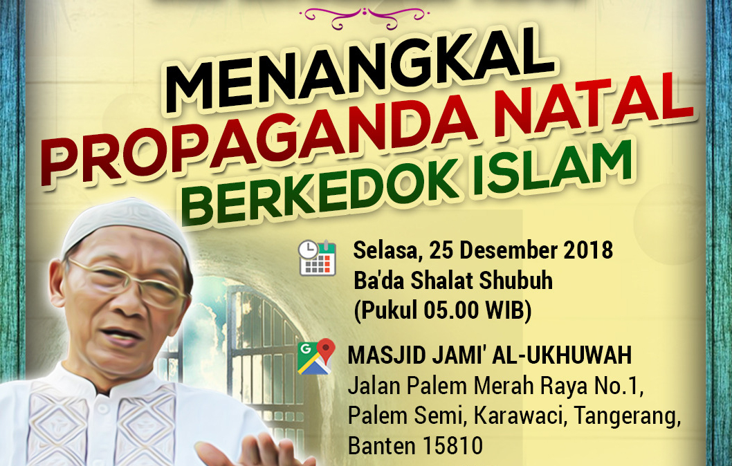 Ucapan Natal Dari Muslim Ke Nasrani - Contoh Dara