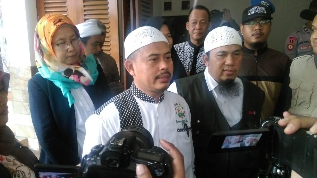 Slamet Maarif: Periksa Ustadz Slamet Ma'arif, Bawaslu Solo Salah Alamat